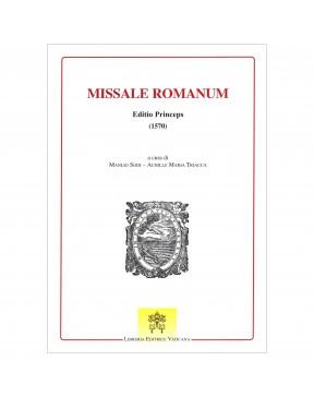 Missale romanum. Editio...