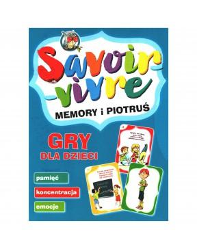 Savoir-vivre. Memory i Piotruś