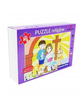 Puzzle - Sakramenty Święte...