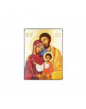 Ikona Święta Rodzina 3017...