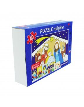 Puzzle - Boże Narodzenie -...