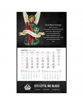 Kalendarz tradycyjny 3DOM...