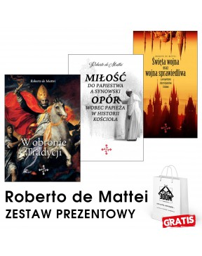 ZESTAW KSIĄŻEK - Roberto de...