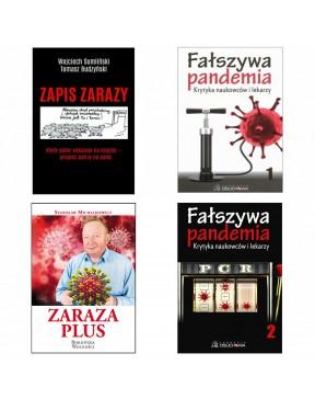 Fałszywa pandemia 1 i 2 +...