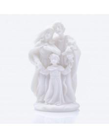 Święta Rodzina - alabaster...