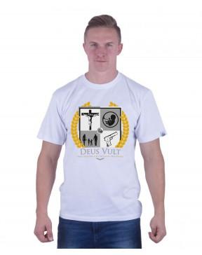 Koszulka męska Deus Vult -...