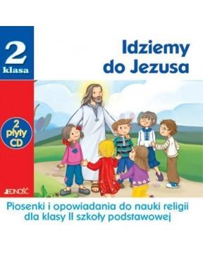 Idziemy do Jezusa - 2 płyty...