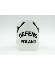 Kubek DEFEND POLAND