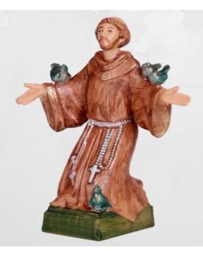 Święty Franciszek z Asyżu...
