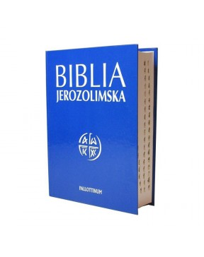 Biblia Jerozolimska paginowana