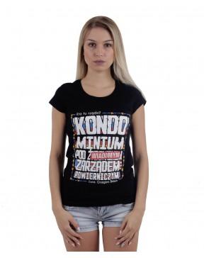Koszulka damska Grzegorz...