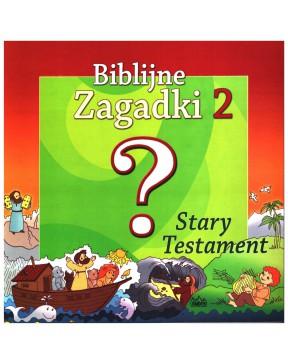 Biblijne zagadki. Stary...