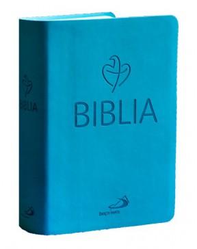 Biblia - kolor turkusowy,...